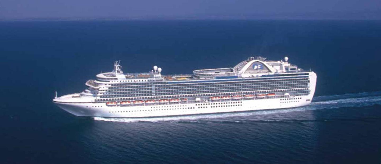 Emerald Princess, Princess Cruises Luxury Cruises with