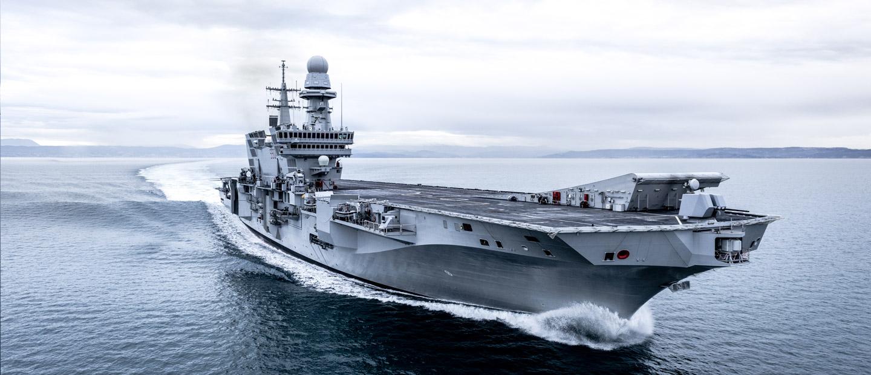 Fincantieri cavour class - Cavour portaerei ...