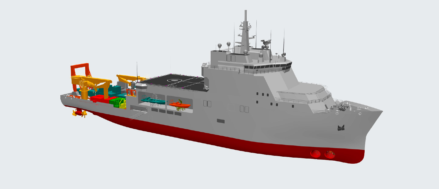Fincantieri Logistic Support Ships