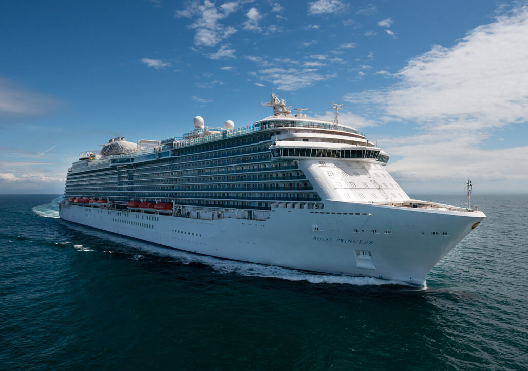 One In Every Three Cruise Passengers Travels On A Fincantieri Ship