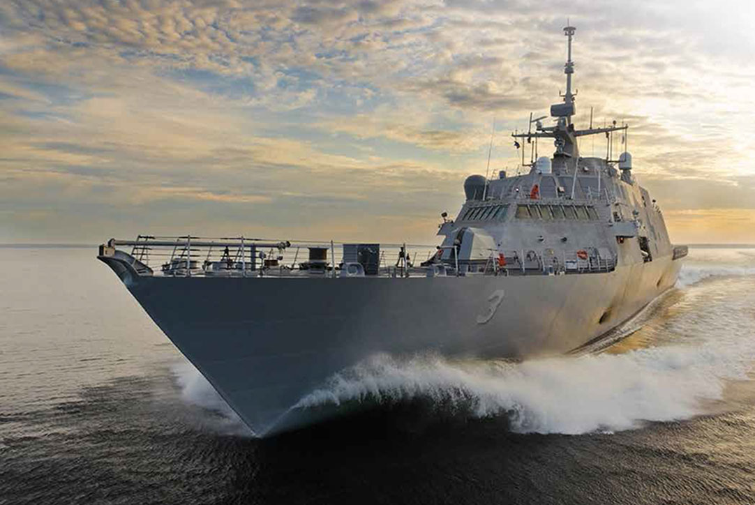fincantieri naval vessels