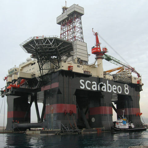 Offshore - Scarabeo 8